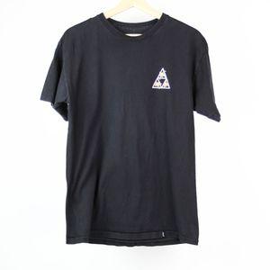 Huf Mens T-Shirt Graphic Tee Cotton Size Medium